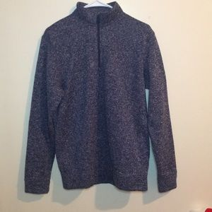 Quarter Zip Sweater